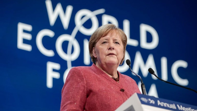 Μέρκελ: Να ενεργήσουμε όλοι από κοινού για το κλίμα