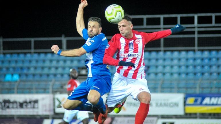 Super League 2: Θρίαμβος για τα Χανιά, 3-0 τον Πλατανιά