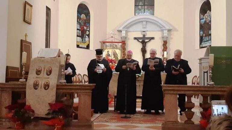 Κέρκυρα: Συνπροσευχήθηκαν για ενότητα οι πιστοί όλων των χριστιανικών ομολογιών