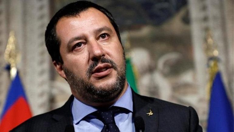 Ο Σαλβίνι δεν αναγνωρίζει την ήττα της παράταξής του στην Εμίλια Ρομάνα και αναμένει το τελικό αποτέλεσμα