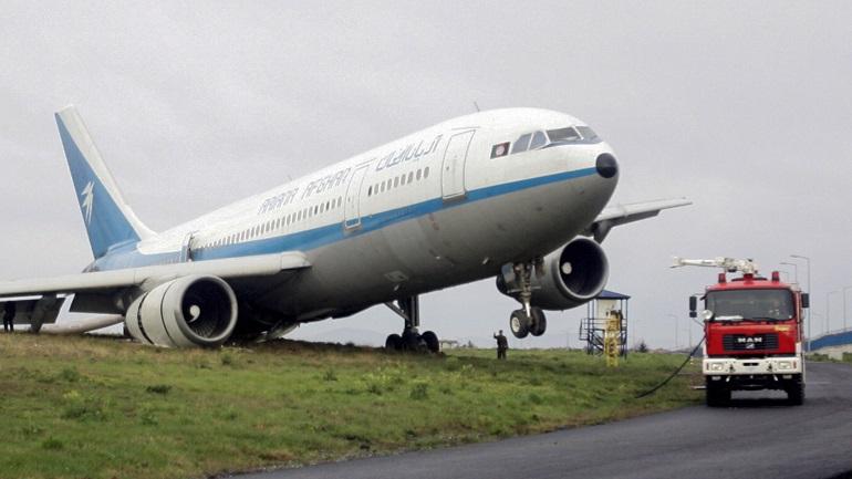 Συντριβή αεροσκάφους με 83 επιβάτες