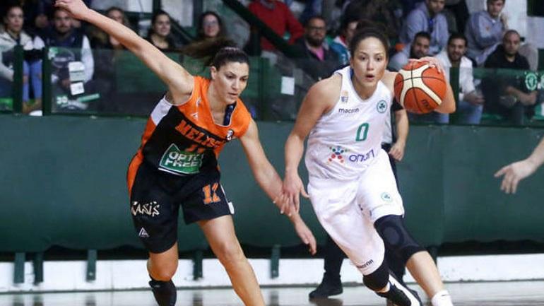 Α1 μπάσκετ Γυναικών: Η Ριντ MVP της 14ης αγωνιστικής