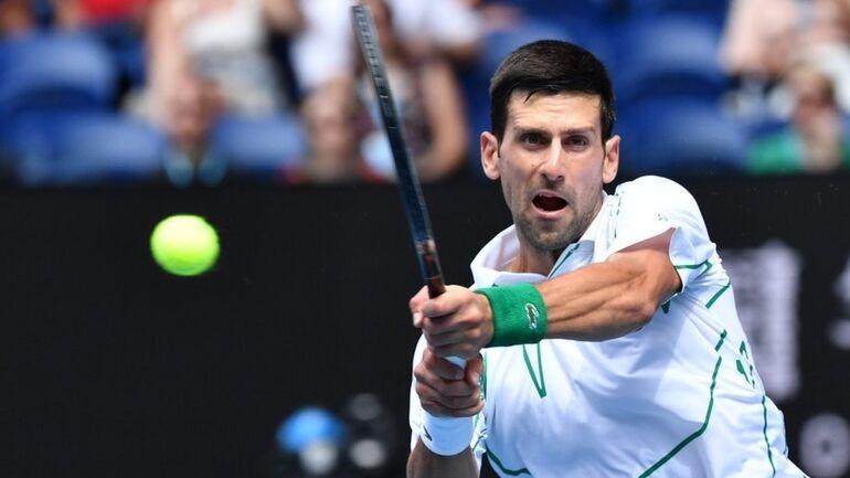 Τένις: O Τζόκοβιτς νίκησε τον Ράονιτς και παίζει ημιτελικό με τον Φέντερερ