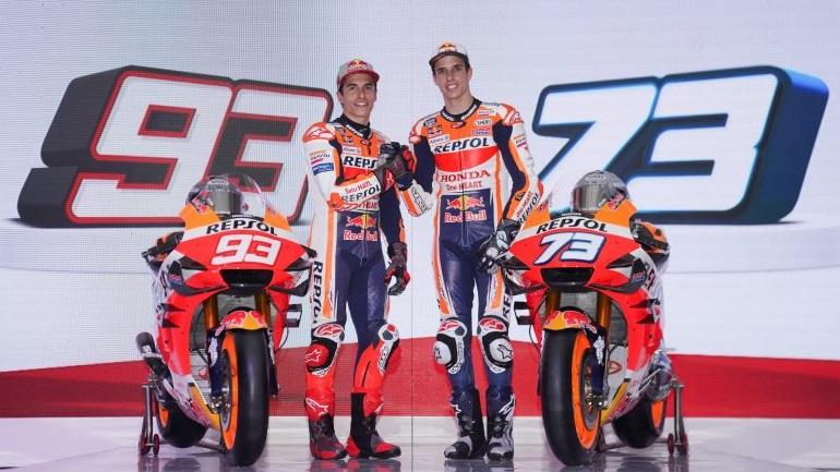 #MotoGP2020: Η παρουσίαση της Repsol Honda στην Ινδονησία
