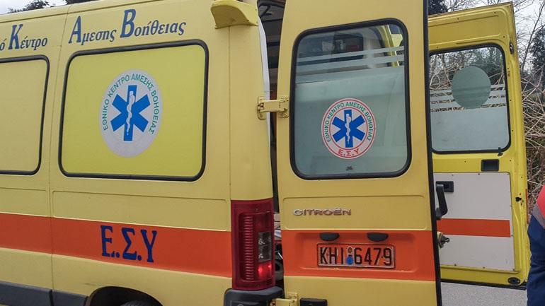 Βόλος: Ένας 50χρονος πήδηξε από τον δεύτερο όροφο νοσοκομείου