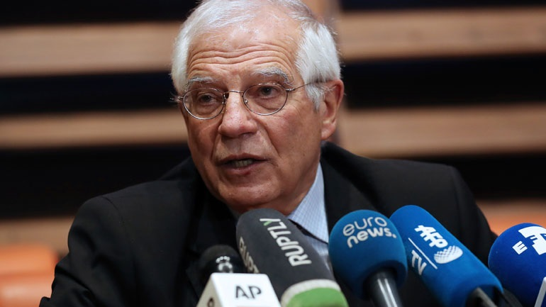 Ο Τζοζέπ Μπορέλ προειδοποιεί για ξέσπασμα βίας αν το Ισραήλ προσαρτήσει την κοιλάδα του Ιορδάνη