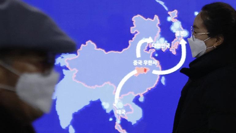 Κορωνοϊός: 121 νέοι θάνατοι και 5.090 νέα κρούσματα στην Κίνα