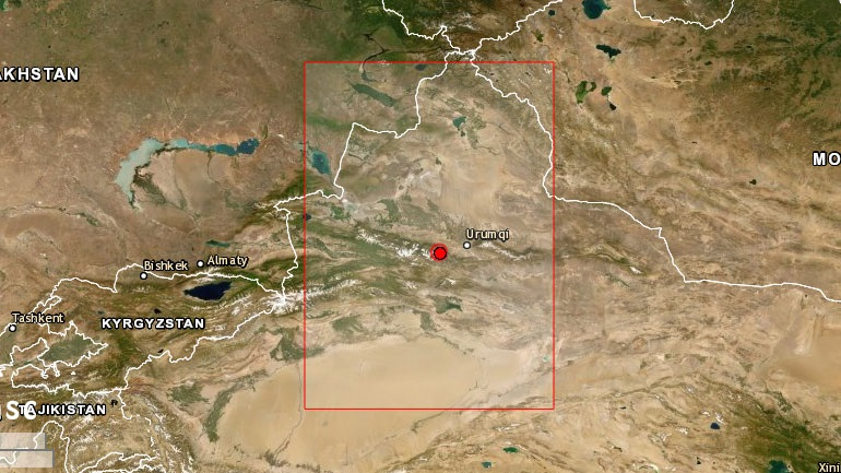 Σεισμός 4,3 Ρίχτερ στην Κίνα