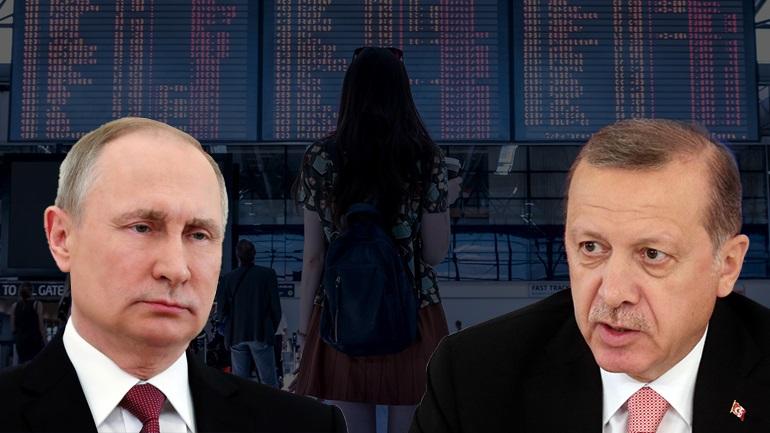 Η Μόσχα προειδοποιεί την Τουρκία με ταξιδιωτική οδηγία