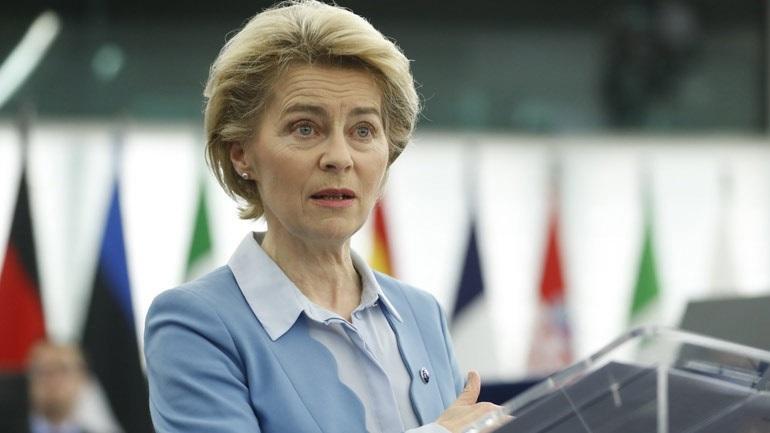 Φον ντερ Λάιεν: Οι χώρες των Βαλκανίων να συνδεθούν με την Ε.Ε.