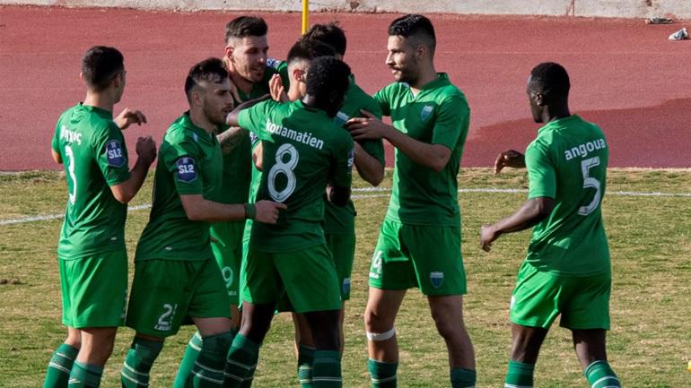 Super League 2: Με ανατροπή ο Λεβαδειακός, 2-1 την Παναχαϊκή