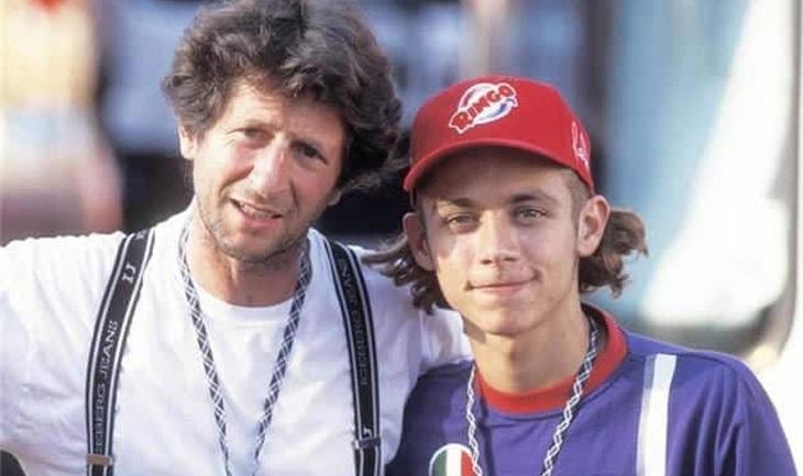 Valentino Rossi: Ένας πιτσιρικάς ετών 41 και ένα.. συλλεκτικό βίντεο