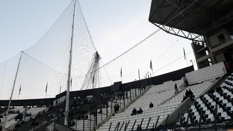 Μπαίνει δίχτυ σε όλη την Τούμπα στο ντέρμπι ΠΑΟΚ-Ολυμπιακός