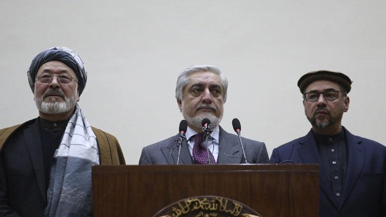 Αφγανιστάν: Ο Αμπντουλάχ Αμπντουλάχ αυτοανακηρύχθηκε νικητής των προεδρικών εκλογών