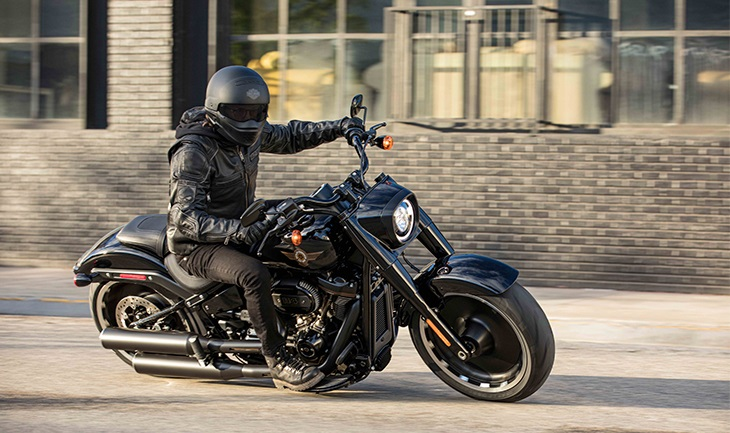 Harley-Davidson Fat Boy 30th Anniversary: Συλλεκτικό και επετειακό