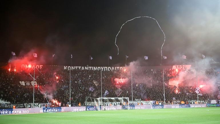 ΕΠΟ: Πρόστιμο 30.000 ευρώ στον ΠΑΟΚ για το ματς κυπέλλου με τον Παναθηναϊκό