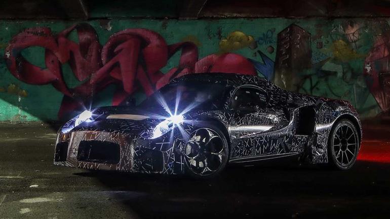 Το νέο super sport car της Maserati ονομάζεται MC20