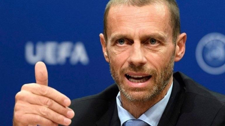 Tην Τρίτη η συνάντηση του Μητσοτάκη με τον πρόεδρο της UEFA και τον αντιπρόεδρο της FIFA
