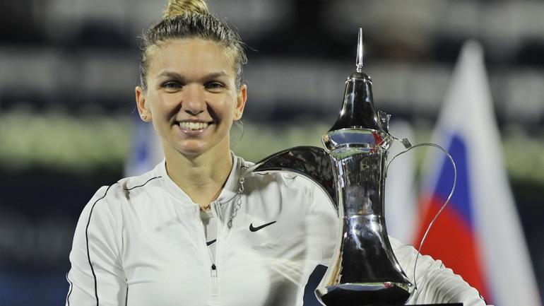 Τένις: Ανατροπή και τίτλος για την Χάλεπ στο Ντουμπάι