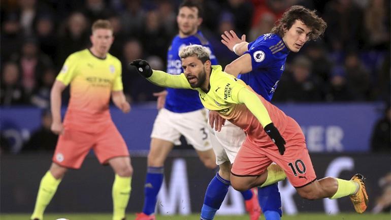 Αγγλία: Kαθάρισε για τη Σίτι ο Ζέσους στην εκτός έδρας νίκη με 1-0 επί της Λέστερ
