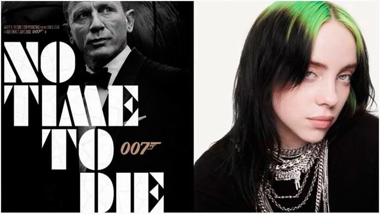 Ρεκόρ πωλήσεων για την Billie Eilish και το νέο κομμάτι του James Bond