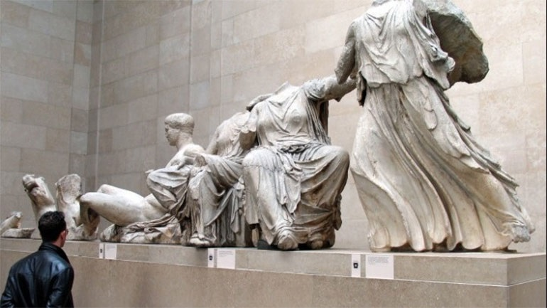 Washington Post: «Η φύλαξη των γλυπτών του Παρθενώνα ανήκει σήμερα πια στην Ελλάδα»