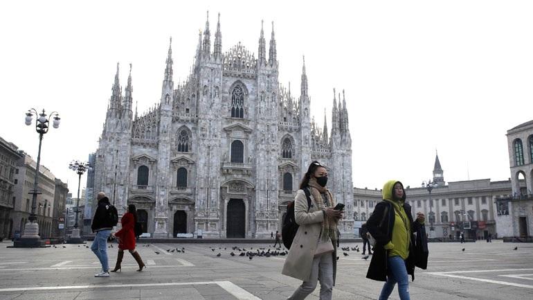 Μιλάνο: Κλείνει ο καθεδρικός ναός - Εξετάζεται η προσωρινή διακοπή λειτουργίας των μουσείων του Βατικανού