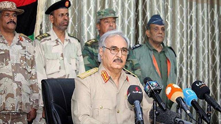 Οι δυνάμεις του Χαφτάρ σκότωσαν 16 Τούρκους στρατιωτικούς στη Λιβύη