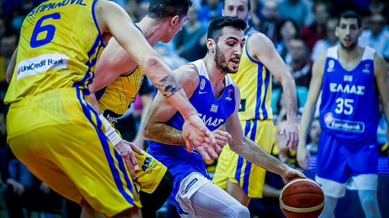 Δεύτερη νίκη για την Εθνική Ανδρών, 70-65 τη Βοσνία