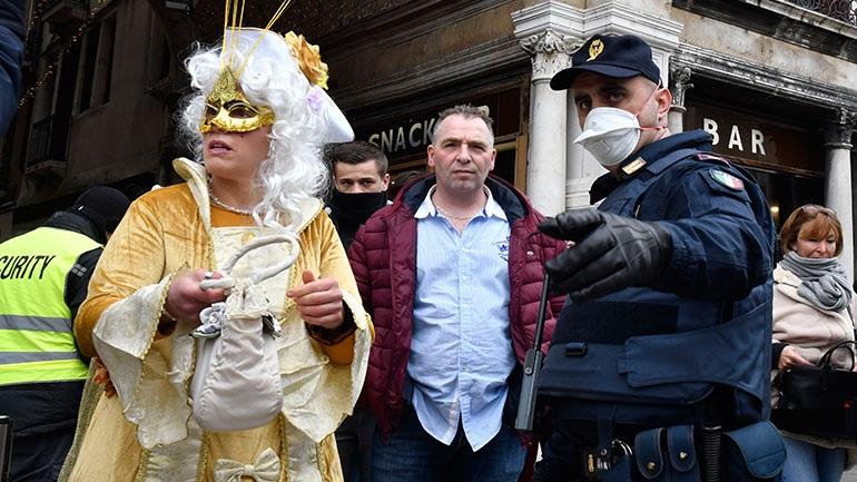 Ιταλία: Συνολικά 283 τα κρούσματα του κορωνοϊού - Δύο περιστατικά στην Τοσκάνη