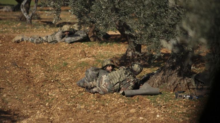 Παραδοχή Ερντογάν: Περικυκλωμένοι από δυνάμεις του Άσαντ Τούρκοι στρατιώτες στο Ιντλίμπ