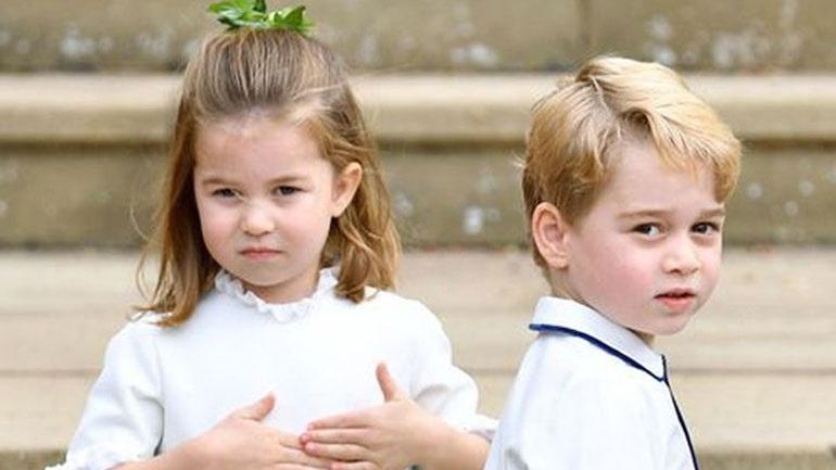 Έκλεισε λόγω κορωνοϊού το σχολείο της Charlotte και του George