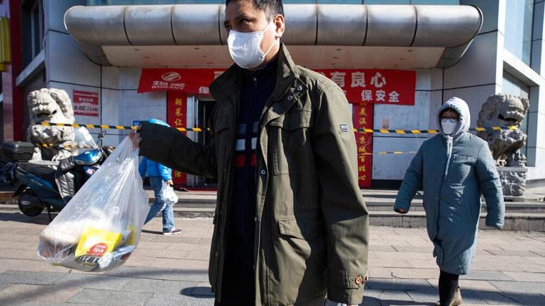 Κίνα: Εφτά τα νέα κρούσματα μεταξύ των πολιτών που επέστρεψαν από την Ιταλία
