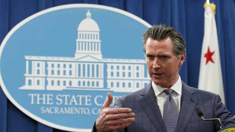 Covid-19: Κατάσταση εκτάκτου ανάγκης κήρυξε ο κυβερνήτης της Καλιφόρνια