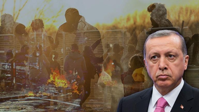 Σκοτεινό σχέδιο Ερντογάν για τον Έβρο