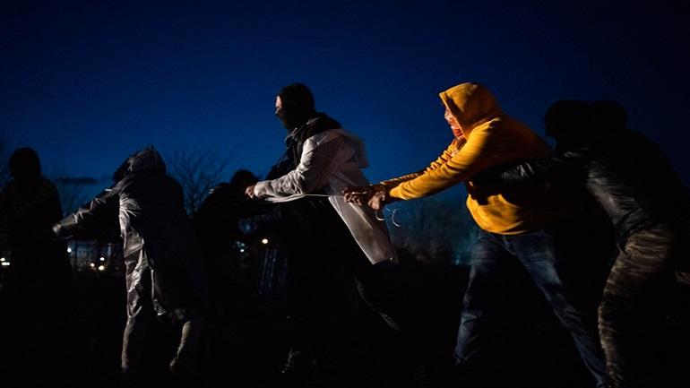 DW: Περιπολώντας με τους 'Ελληνες εθνοφρουρούς