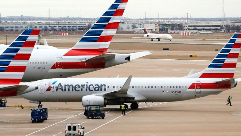 American Airlines: Περικόπτει τις δραστηριότητές της το καλοκαίρι