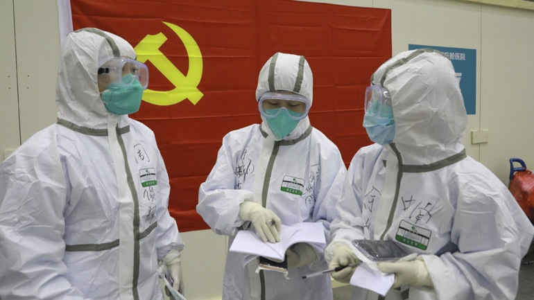 Covid-19: Στους 3.158 οι νεκροί στην Κίνα