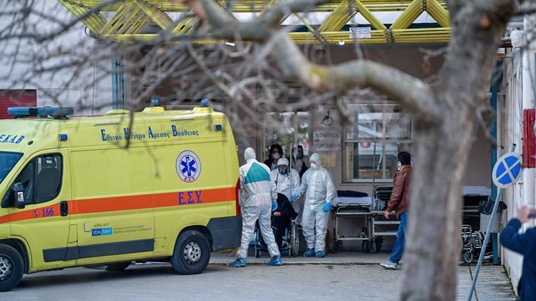 117 τα κρούσματα του κορωνοϊού στην Ελλάδα