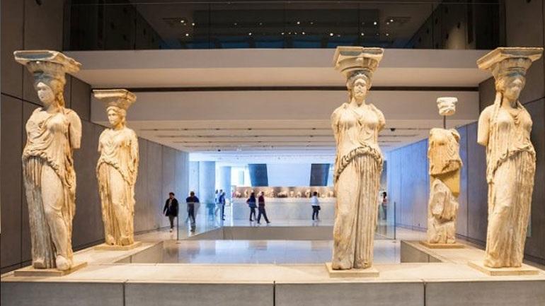 Λουκέτο σε μουσεία και αρχαιολογικούς χώρους