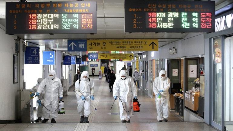 Covid-19: Στους 72 οι νεκροί στη Νότια Κορέα