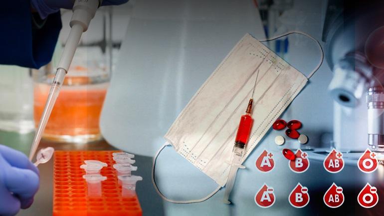 H σχέση ομάδας αίματος-θνησιμότητας με τον κορωνοϊό