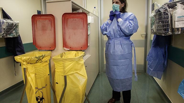 Δωρεά 20 αναπνευστήρων στο Υπουργείο Υγείας από την εταιρεία ΓΙΩΤΗΣ