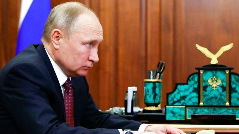 Ο Πούτιν προέτρεψε τους Ρώσους «να είναι έτοιμοι για κάθε εξέλιξη» σε σχέση με τον κορωνοϊό