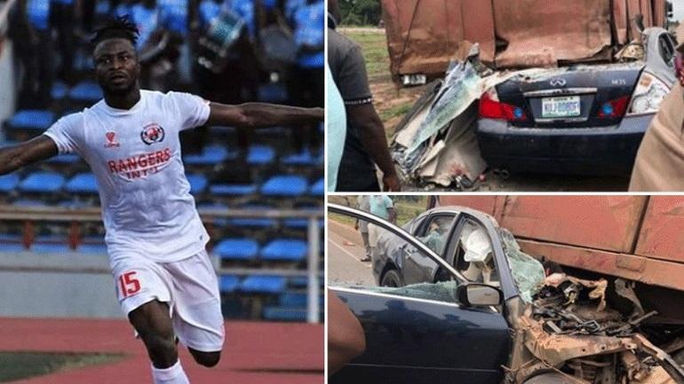 Σκοτώθηκε σε σοκαριστικό τροχαίο δυστύχημα Νιγηριανός διεθνής ποδοσφαιριστής