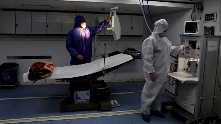 Ιράν: Ξεπέρασαν τους 2.500 οι θάνατοι από την πανδημία του COVID-19