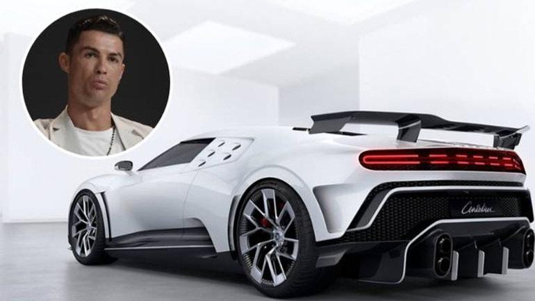 Εμπλουτίζει τη συλλογή του ο Ρονάλντο με Bugatti 8,5 εκατομμυρίων λιρών