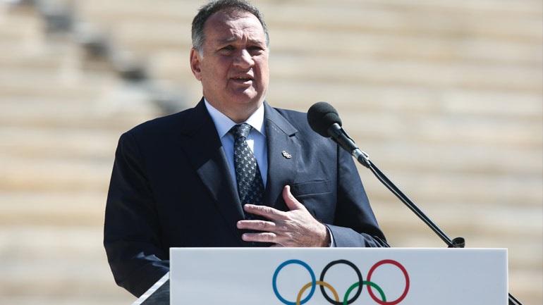 Καπράλος: «Σωστή η απόφαση της ΔΟΕ για αναβολή των Ολυμπιακών Αγώνων»