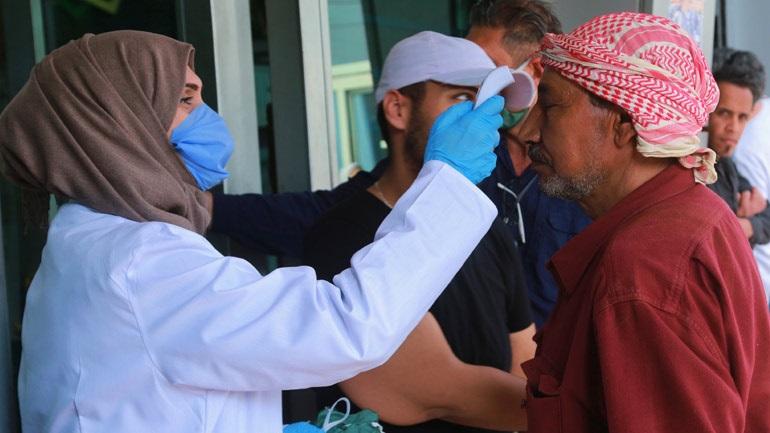 Ιράκ-Covid-19: Σιίτες προσκυνητές που επέστρεψαν από τη Συρία βρέθηκαν θετικοί