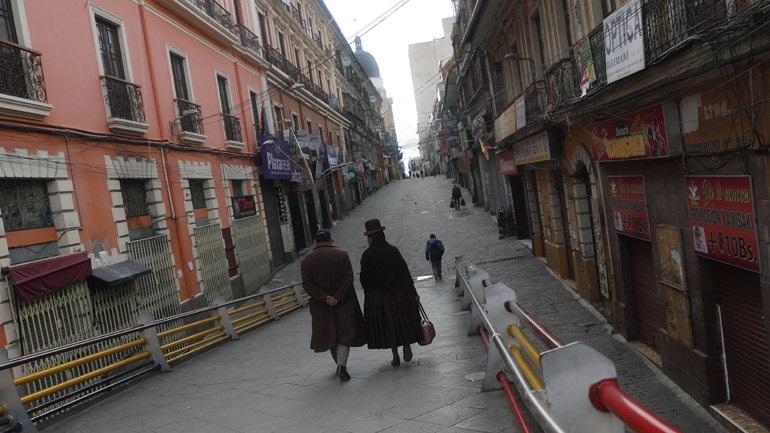 Covid-19: Η Βολιβία επαναπροωθεί τους υπηκόους της